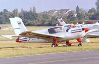 D-EGUA @ EDKB - SOCATA MS.893A Commodore 180 at Bonn-Hangelar airfield - by Ingo Warnecke