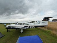 D-GICL @ EGMA - At Fowlmere for Duxford Flying Legends - by Andy Parsons