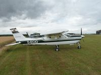 D-ECIO @ EGMA - At Fowlmere for Duxford Flying Legends - by Andy Parsons