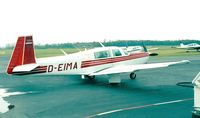 D-EIMA @ EDKB - Mooney M.20K Model 231 Special Edition at Bonn-Hangelar airfield - by Ingo Warnecke