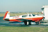 D-ERIM @ EDKB - Mooney M.20M Model 257 TLS at Bonn-Hangelar airfield - by Ingo Warnecke
