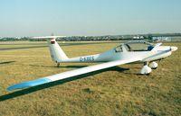 D-KBES @ EDKB - Hoffmann H-36 Dimona at Bonn-Hangelar airfield - by Ingo Warnecke