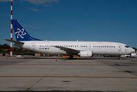 EC-KRD @ MXP - ex Futura Boeing 737-400