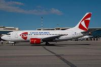OK-XGE @ MXP - CSA Boeing 737-500