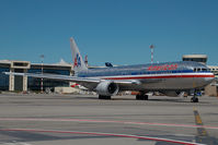 N358AA @ LIMC - American Airlines Boeing 767-200
