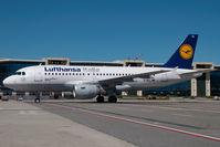 D-AILL @ MXP - Lufthansa Italia Airbus 319