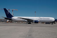 EI-EED @ LIMC - Blue Panorama Boeing 767-300