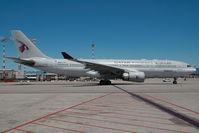 A7-AFL @ LIMC - Qatar Airways Airbus 330-200