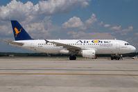 EI-DSL @ MXP - Air One Airbus 320
