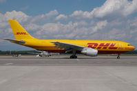 OO-DLT @ MXP - DHL Airbus 300