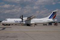 F-GVZN @ LIMC - Airlinair Air France ATR 72