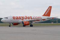 G-EZAD @ MXP - Easyjet Airbus 319