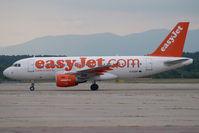 G-EZBF @ MXP - Easyjet Airbus 319