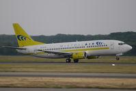 EI-DVA @ MXP - Mistral Air Boeing 737-300