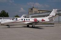 A7-ASA @ VIE - Cessna 500 Citation 1 - by Dietmar Schreiber - VAP
