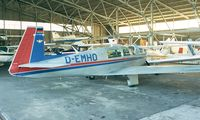 D-EMHO @ EDKB - Mooney M.20J Model 201 at Bonn-Hangelar airfield - by Ingo Warnecke