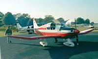 D-ELIO @ EDKB - CEA DR.253B Regent at Bonn-Hangelar airfield - by Ingo Warnecke