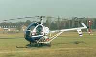 D-HDEL @ EDKB - Schweizer (Hughes) 269C at Bonn-Hangelar airfield - by Ingo Warnecke