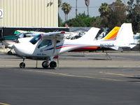 N113GX @ RHV - Remos Acft Gmbh Flugzeugbau REMOS GX @ Reid-Hillview (San Jose), CA - by Steve Nation
