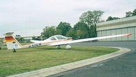 D-KHGW @ EDKB - Hoffmann H.36 Dimona at Bonn-Hangelar airfield - by Ingo Warnecke