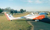 D-KAMU @ EDKB - Grob G.109 at Bonn-Hangelar airfield - by Ingo Warnecke