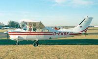 D-EKBK @ EDKB - Cessna P210N Pressurized Centurion II at Bonn-Hangelar airfield - by Ingo Warnecke
