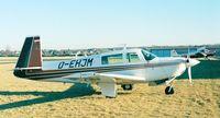 D-EHJM @ EDKB - Mooney M.20J Model 201 at Bonn-Hangelar airfield - by Ingo Warnecke