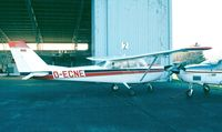 D-ECNE @ EDKB - Reims / Cessna F.172G Skyhawk at Bonn-Hangelar airfield - by Ingo Warnecke
