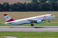 OE-LBT @ VIE - Airbus A320-214