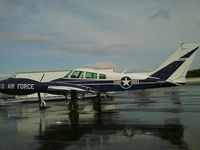 N5076A @ KOKV - Fall of 2008 Cessna U-3B - by Rock Skowbo
