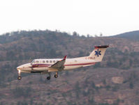 C-FRLD @ CYYF - Landing at Penticton airport - by D Asher