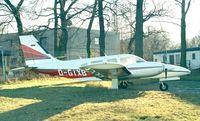 D-GIXB @ EDKB - Piper PA-31-220T Seneca III at Bonn-Hangelar airfield - by Ingo Warnecke