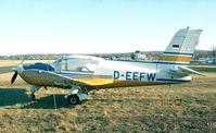 D-EEFW @ EDKB - SOCATA MS.893A Commodore 180 at Bonn-Hangelar airfield - by Ingo Warnecke
