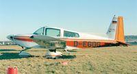 D-EGDG @ EDKB - Grumman American AA-5A Cheetah at Bonn-Hangelar airfield - by Ingo Warnecke
