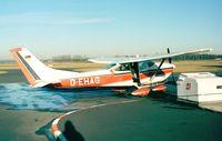 D-EHAG @ EDKB - Cessna 182G Skylane at Bonn-Hangelar airfield - by Ingo Warnecke