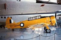 A20-649 @ FA08 - Wirraway A20-649 as seen at the Fantasy of Flight Museum, Polk City in November 1996. - by Peter Nicholson