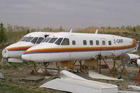 C-GANR @ CEF4 - Embraer 110