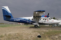 C-FWVV @ CEF4 - DeHavilland Canada Dash 6 Twin Otter - by Thomas Ramgraber-VAP