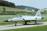 J-3008 @ LSMD - My first trip to Switzerland revealed some pristine aircraft. Many visits to the Alps were to follow...