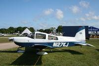 N127KJ @ KOSH - AG-5B - by Mark Pasqualino
