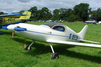 G-BVTW - Pulsar at the 2009 Stoke Golding Stakeout event - by Terry Fletcher