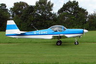 G-CDHC - Slingsby T67C at the 2009 Stoke Golding Stakeout event