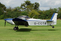 G-CCTA - Zenair 601 at the 2009 Stoke Golding Stakeout event