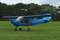 G-BYMU - Rans Coyote at the 2009 Stoke Golding Stakeout event