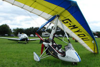 G-MYOU - Pegasus Quantum at the 2009 Stoke Golding Stakeout event