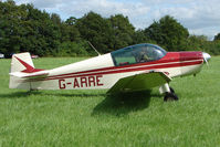 G-ARRE - Jodel DR1050 at the 2009 Stoke Golding Stakeout event