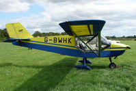 G-BWHK - Rans S6-116  at the 2009 Stoke Golding Stakeout event