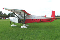 G-CCKG - Skyranger 912 at the 2009 Stoke Golding Stakeout event