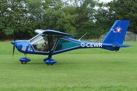 G-CEWR - Aeroprakt A22-L Foxbat at the 2009 Stoke Golding Stakeout event