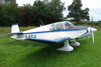 G-ATLV - Jodel D120 at the 2009 Stoke Golding Stakeout event
